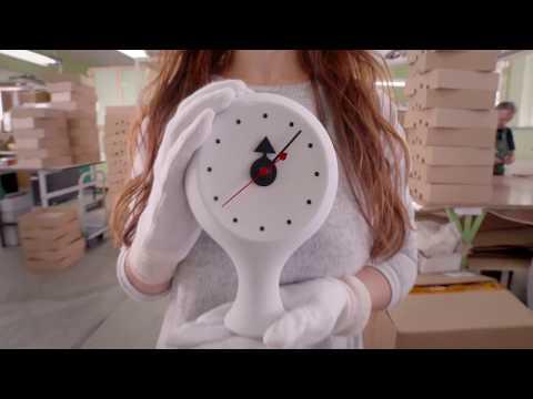 Vitra George Nelson Ceramic Clocks