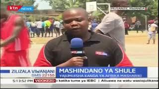 Mashindano ya shule za upili kanda ya Afrika Mashariki