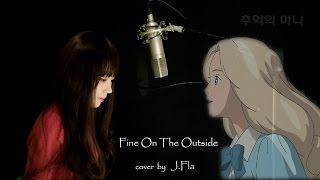 Fine On The Outside - J.Fla