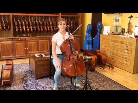 A Cello Tasting