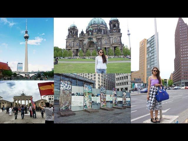 Berlin Travel Vlog