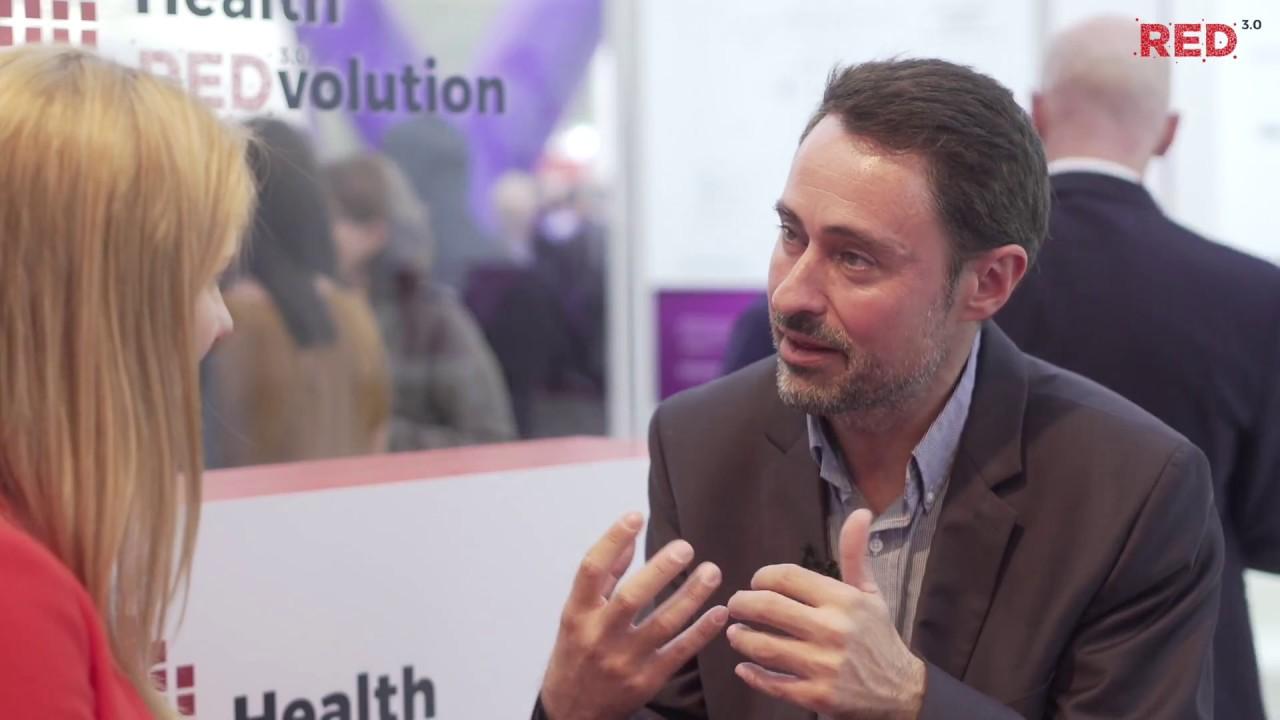 Health RedVolution: Dr. Ramón Bover