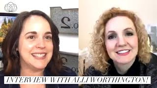 Empowering Interview with Alli Worthington!