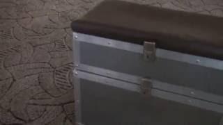 Рыболовный ящик зимний из алюминия
