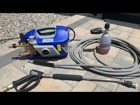 AR613 ET High Pressure Cleaner