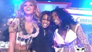 Destiny s Child Lose My Breath live TRL
