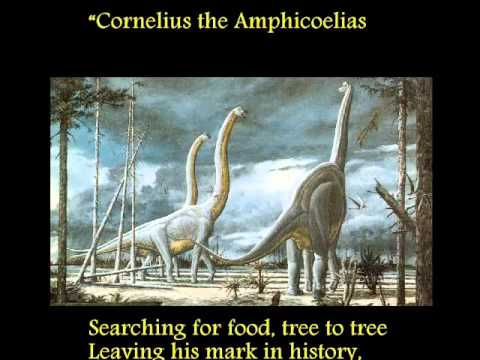 David Cagle - Cornelius the Amphicoelias (children's songs)