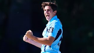 Abbott's fabulous four ices Blues victory |  Marsh One-Day Cup 2020-21