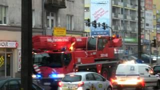 """GD112 : 301[G]48 - Liebherr LTM 1070"""" SCDź 70"""" - Dojazd alarmowy do akcji"""