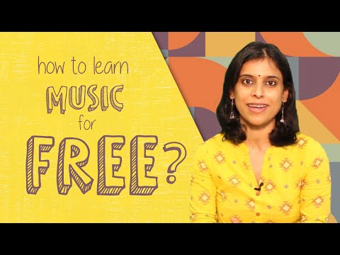 How to Learn Music for FREE? | VoxGuru ft. Pratibha Sarathy