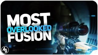 Destiny Plan C Exotic Fusion Rifle Gameplay  Review