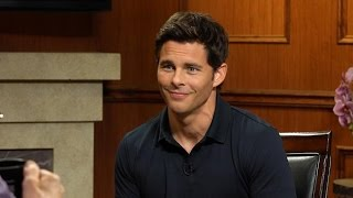 James Marsden on Anthony Hopkins | Larry King Now