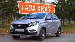 Обзор Lada Xray : отзыв владельца (6+)