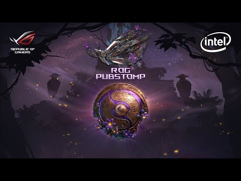 DOTA 2 The International Official Indonesian Coverage - Main Event Day 1 : Alliance vs RNG