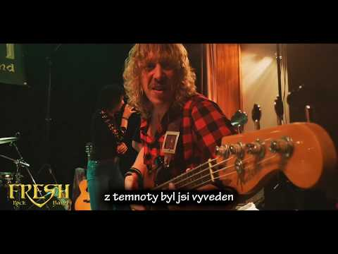 Fresh Band - FRESH Band: Samotář v temnotách (cover: Fear of The Dark, Iron M