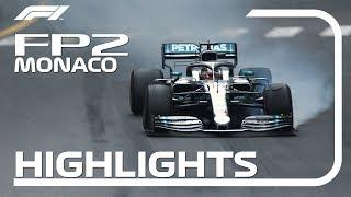 2019 Monaco Grand Prix: FP2 Highlights