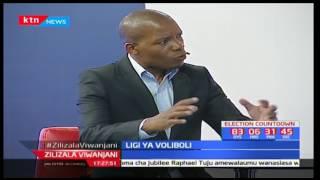 Zilizala Viwanjani: Ligi ya voliboli