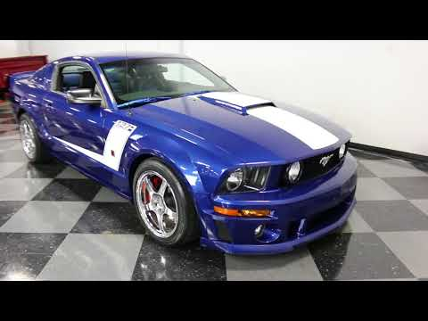 Video of '08 Mustang - M5IL