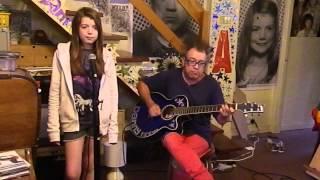 The McCoys - Hang on Sloopy - Acoustic Cover - Danny McEvoy & Jasmine Thorpe