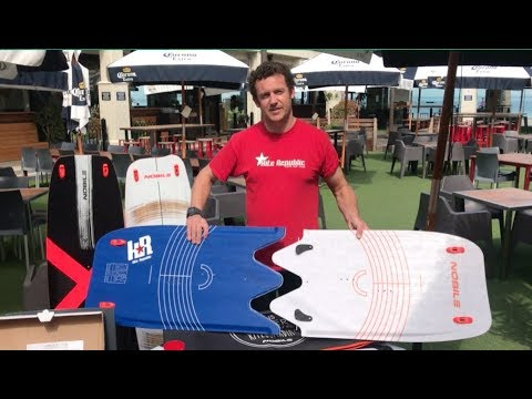Nobile Split Kiteboard 2018