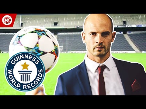 Freestyle Soccer   Guinness World Records