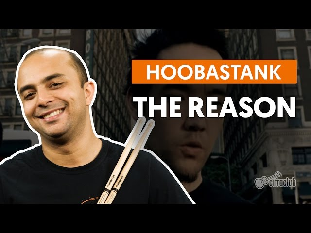 how to play hoobastank the reason on guitar