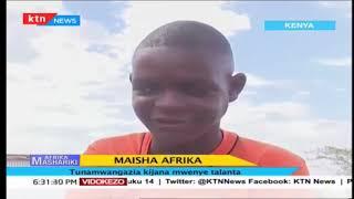 Kijana mwenye talanta ya kutangaza mpira |Afrika Mashariki