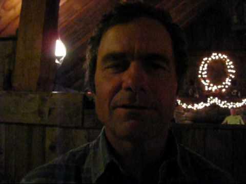 Bud Keene Interview - Shaun White's Coach - at Ross Powers Poker Tourney 2010