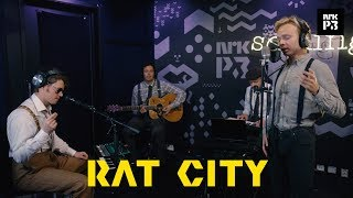 P3 Live: Rat City – «3 Nights» (Dominic Fike Cover)
