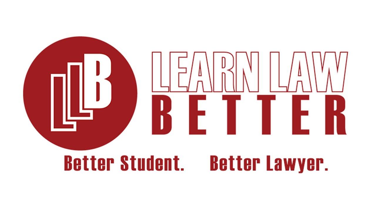 Learn Law Better trailer -- Better Student. Better