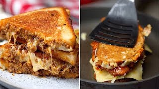 4 Delicious Grilled Cheese Sandwich Recipes