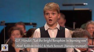 Aksel Rykkvin & Mark Bennett @ NRK TV - Festkonsert for Arve Tellefsen (14.12.2016)