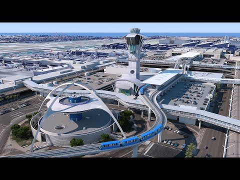 Pending Upgrade of Los Angeles Airport Costs 14 Billion