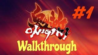 Onigiri - Walkthrough part 1 - Ps4 New Free to play