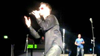 Jon B - Ooh So Sexy (Live) @ Hammersmith Apollo 16/10/2011