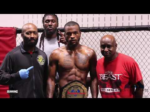 Mix It Up Sports [Full Fight]: Jebari Weekes vs Barry Carpenter
