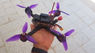 Cinematic Fly FPV