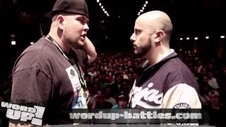 WordUP! 10 Édition: Synfonik vs Dony S (Présenté par Résistance BoardShop)