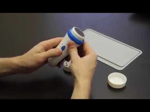 youtube Pedi Spin (Педи Спин) - японская электрическая пемза