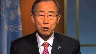 UN Secretary General Video Message for the opening of CFS 39 including the Zero Hunger Campaign