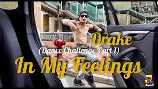 In My Feelings Dance Challenge Part 1 Drake Jmvergara Choreography Jmvdancetv