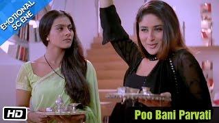 Poo Bani Parvati - Emotional Scene - Kabhi Khushi Kabhie Gham