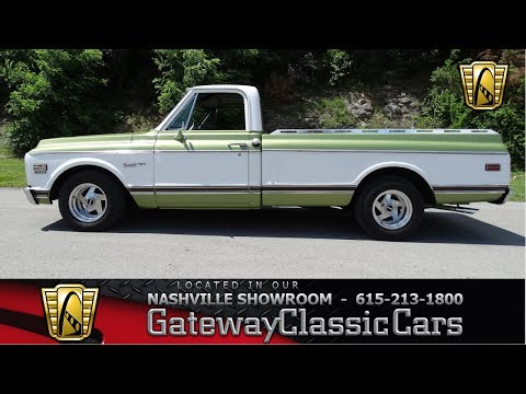 Video of '71 C10 - LV0Y