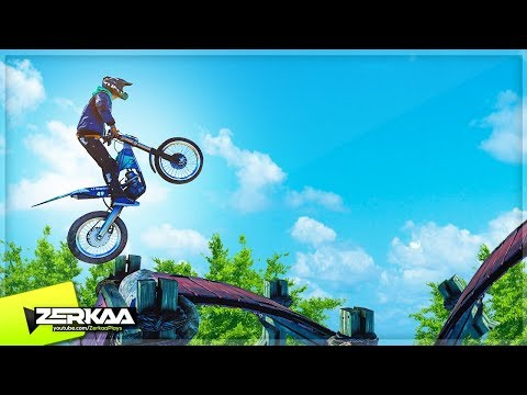 TRIALS RISING - First 37 Minutes of Gameplay (Trials Rising)