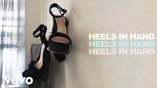 Priscilla Block Heels In Hand