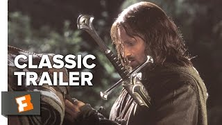The Lord of the Rings: The Return of the King (2003) Official Trailer - Sean Astin Movie HD