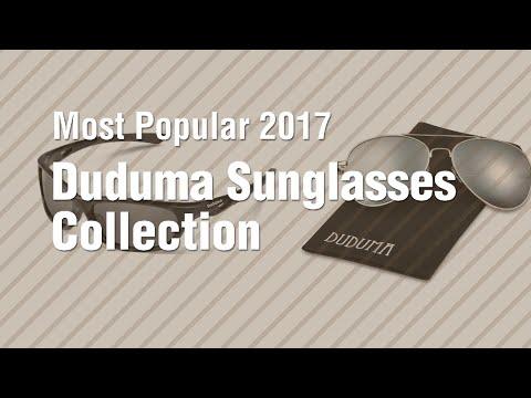 Duduma Sunglasses Collection // Most Popular 2017