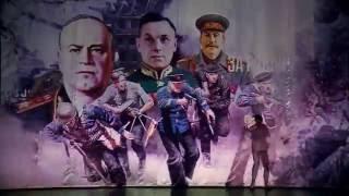 """Танцевально-мультимедийное шоу """"Россия - страна возможностей"""""""
