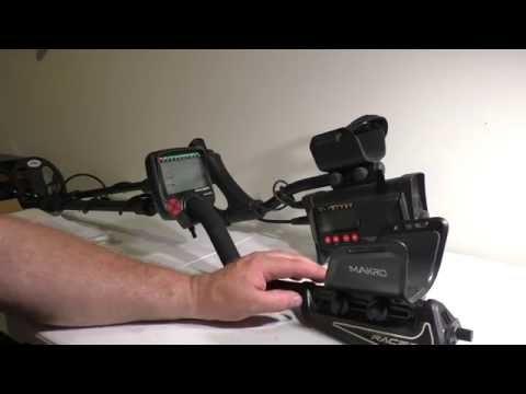 Nokta Fors Core vs Makro Racer 2 Metal detectors