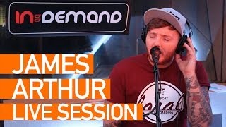 James Arthur - You're Nobody 'Til Somebody Loves You - Live Session
